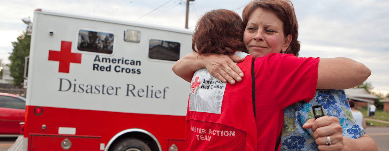 All American Clean Up – American Red Cross