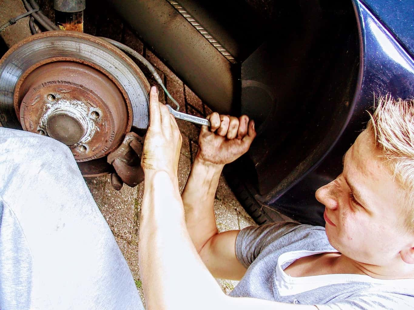 What's That Smell: Call A Mechanic