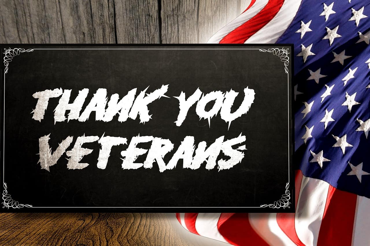 Thank A Veteran Today – Veteran's Day 2017